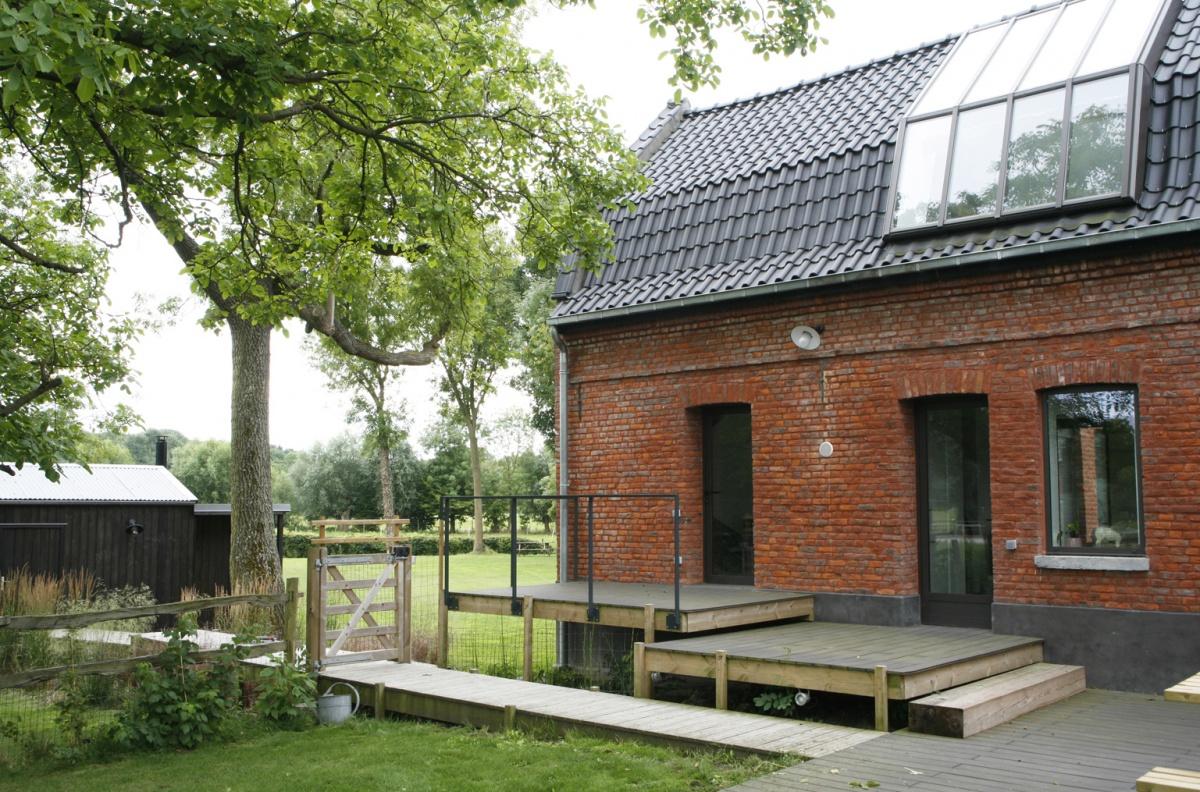Ferme du Recueil - Auprès de Mon Arbre : Kevin Velghe Architecture - AuprésDeMonArbre - 10