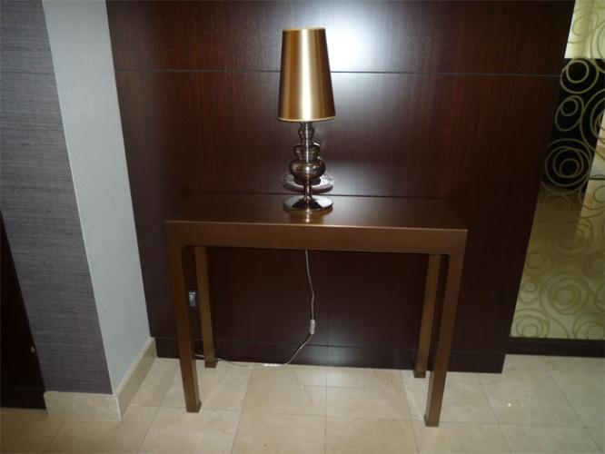 Agencement - Décoration maison à Jouy en Josas : Détail console