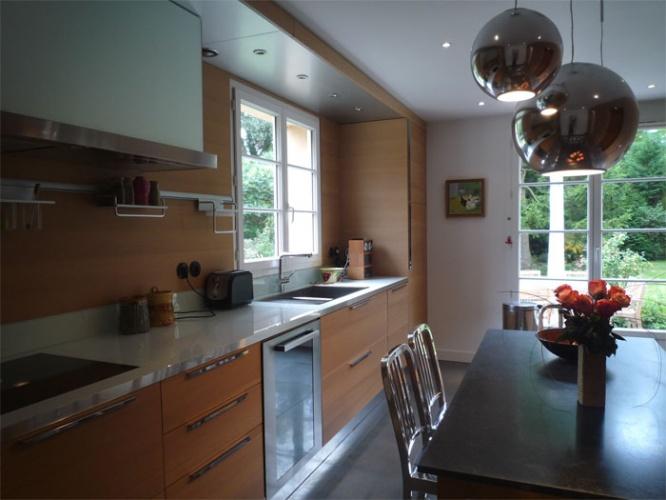 Agencement - Décoration maison à Jouy en Josas : la cuisine 2