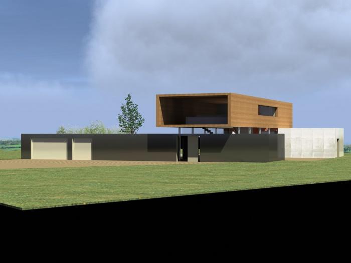 Maison en ossature métallique : image book 2
