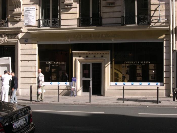 GESTRIM-La Boétie - (Paris 8°)