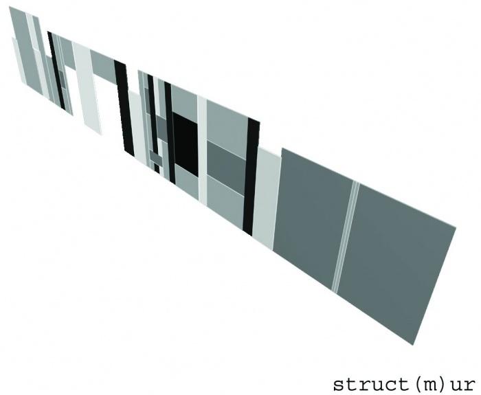 MAISON D.01 : struct(m)ur