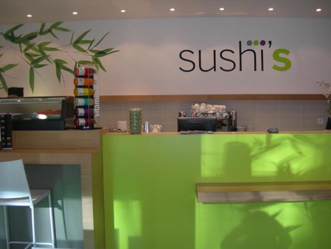 Restaurant de sushis : Defense4all