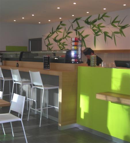 Restaurant de sushis : Copie de Suhisvue2all