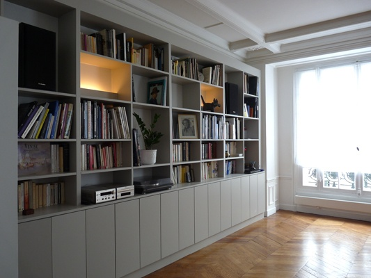 Appartement : Mobilier + SDB : cielarchi-32L-bibliotheque2