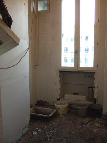Rénovation d'un appartement classique : travaux