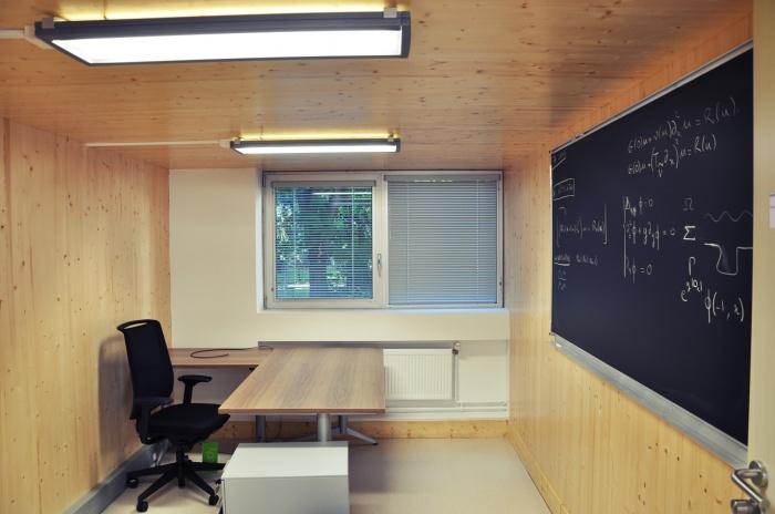Chantier Ecole Normale Supérieure : P3