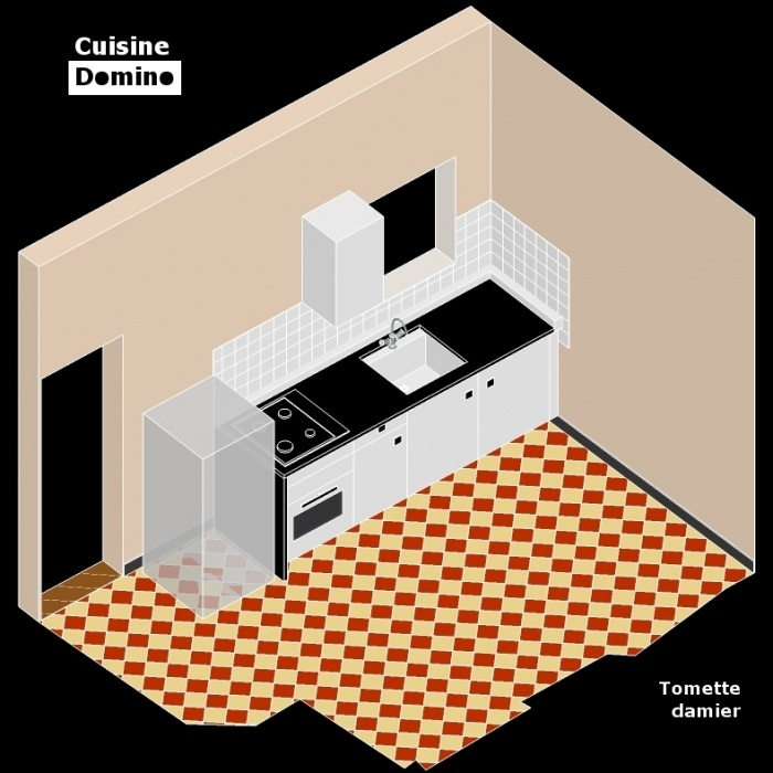 Aménagement de cuisine
