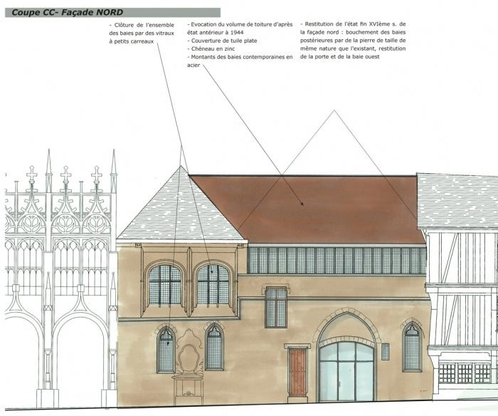 Restauration et reconstruction de la Maison du four : 2lablaude-1.jpg