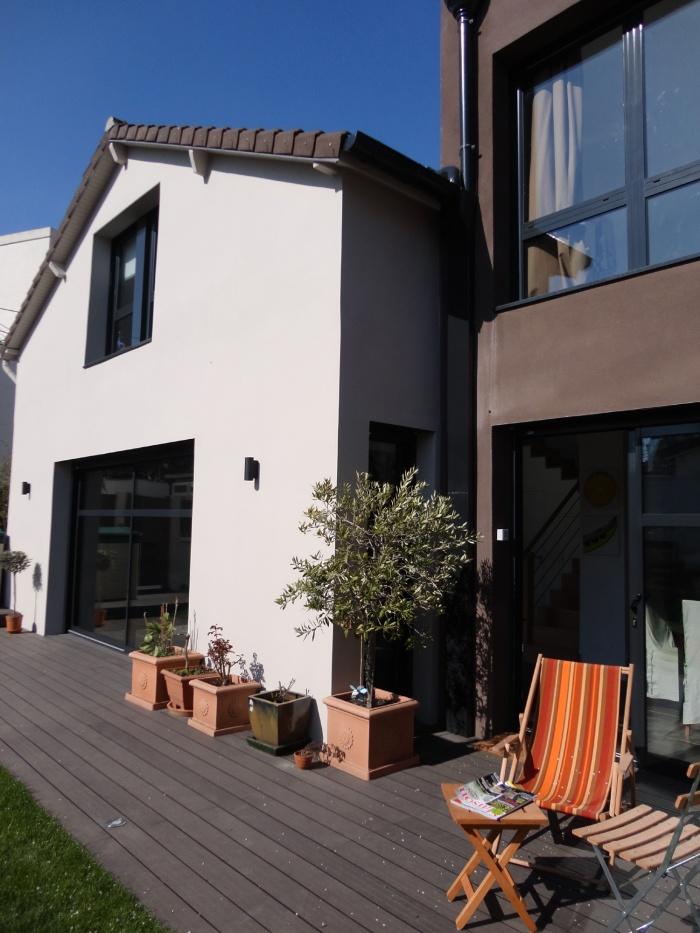 Extension et restructuration d'une maison de ville, Bois Colombes : image_projet_mini_34247
