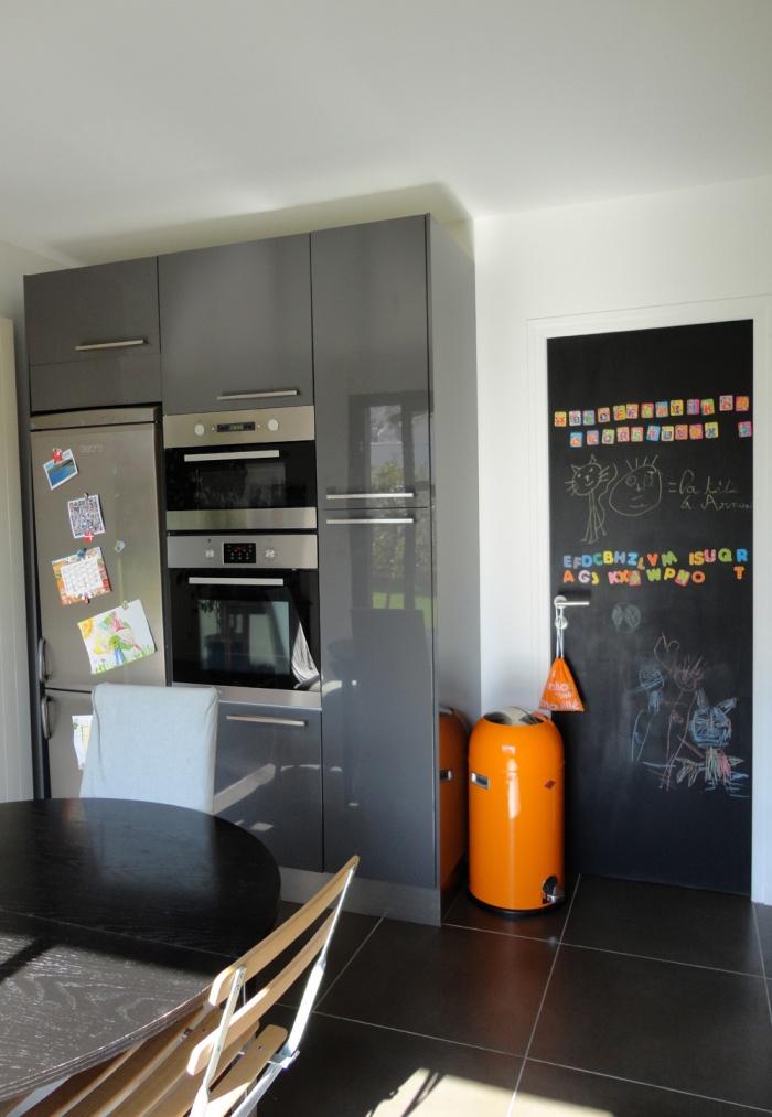 Extension et restructuration d'une maison de ville, Bois Colombes : 8-Bois Colombes-cuisine 2
