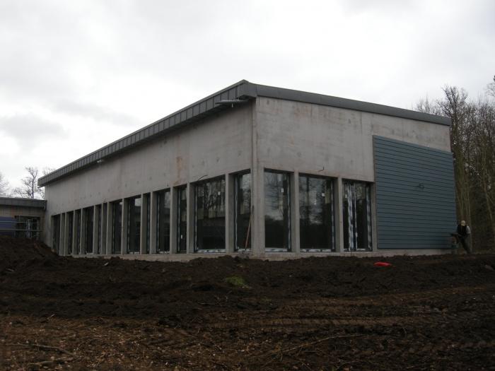 MJC et bibliothèque publique