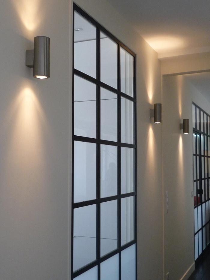 Restructuration totale d'un appartement rue Miromesnil Paris 8