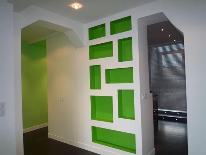 Rénovation d'un appartement à Neuilly Place du marché : neuilly2