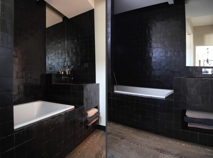 Aménagement intérieur d'un appartement d'esprit loft New-Yorkais : AT12