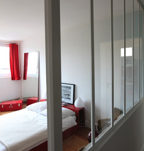 Rénovation complète et aménagement d'un appartement 70 : Ab8