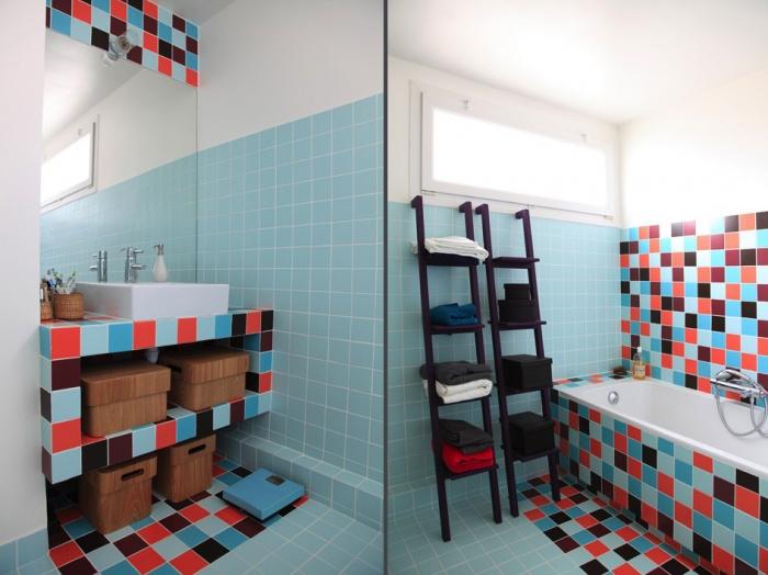 Rénovation complète et aménagement d'un appartement 70 : Ab10