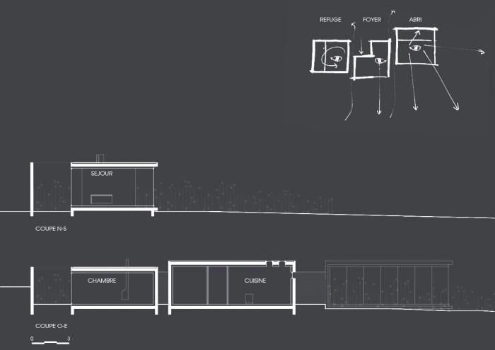 Maison individuelle, nouvelle construction