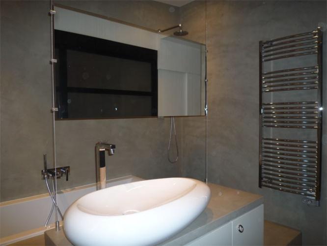 Maison Loft à Bagneux : salle de bain - vue2