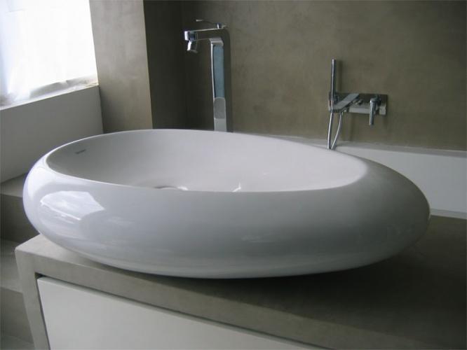 Maison Loft à Bagneux : salle de bain - vue3