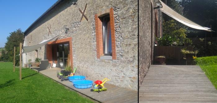 Rénovation d'une loge - Projet B+H : 3- Maitre d\'oeuvre  Mayenne