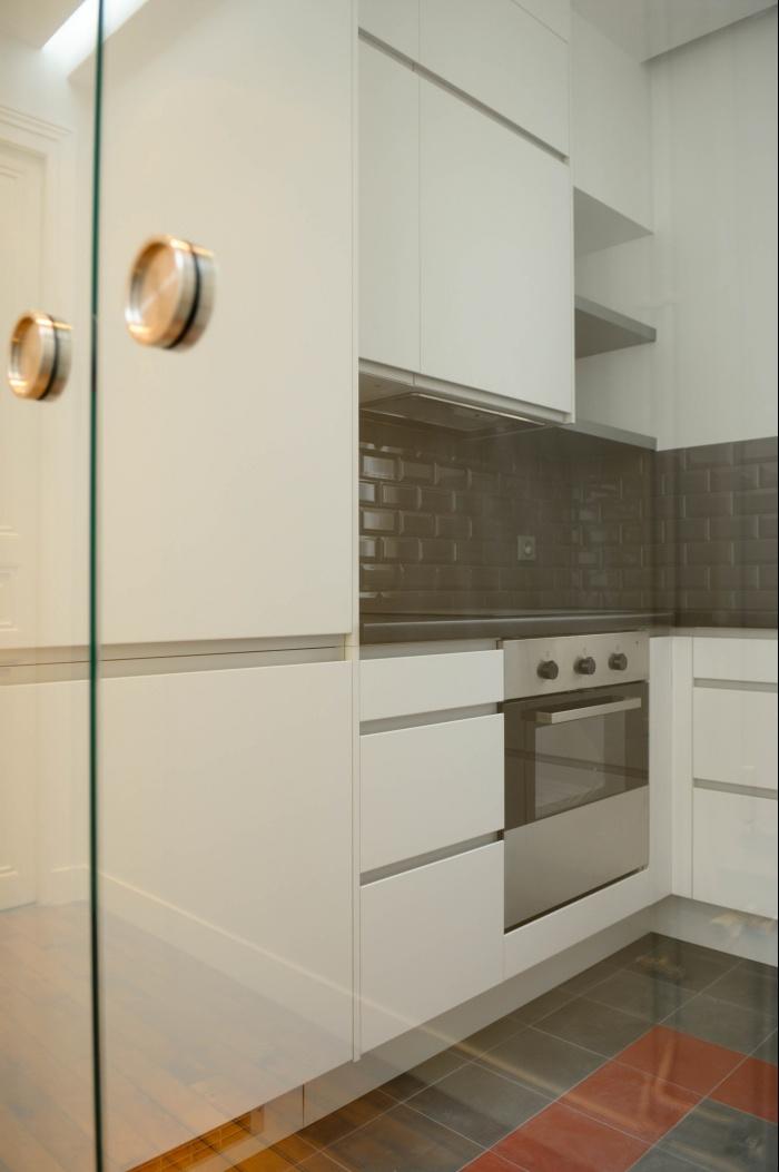 Rénovation d'un appartement Avenue René Coty Paris 14 : rene coty 02