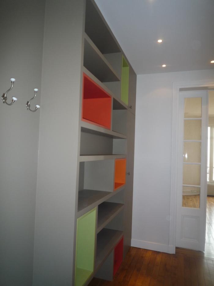 Rénovation d'un appartement Avenue René Coty Paris 14 : renecoty 09