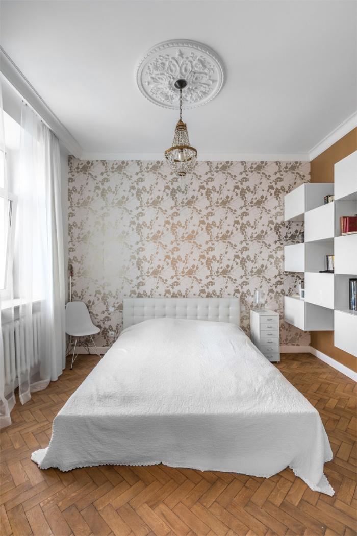 Appartement à Varsovie : Chambre 01