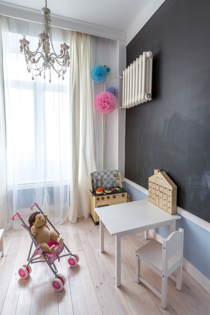 Appartement à Varsovie : Chambre 02