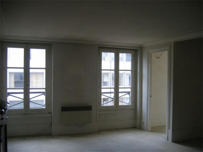 Rénovation d'un appartement rue du Faubourg Saint Honoré : 184sthono-existant3