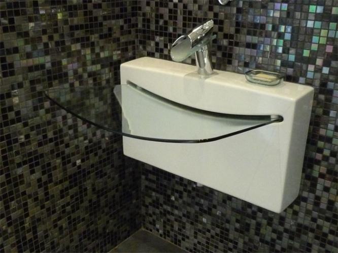 Maison Loft à Bagneux : 4-bagneux-salle eau2