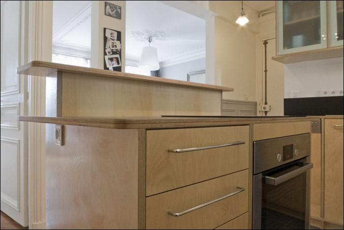 OpenKitchen / Rénovation appartement Paris 15 : openkitchen04