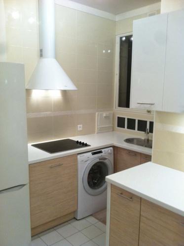 Rénovation et aménagement d'un appartement Wagram