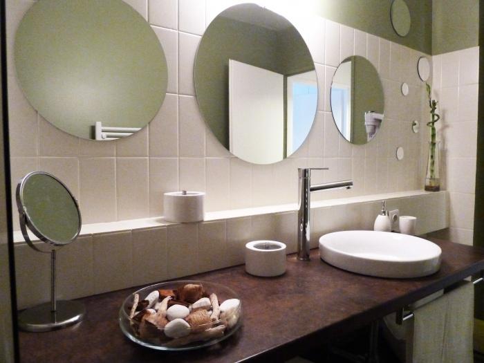 Rénovation et décoration d'un studio Cardinet : 18