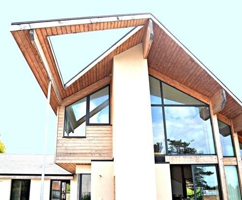 Maison ossature bois en Charente Maritime