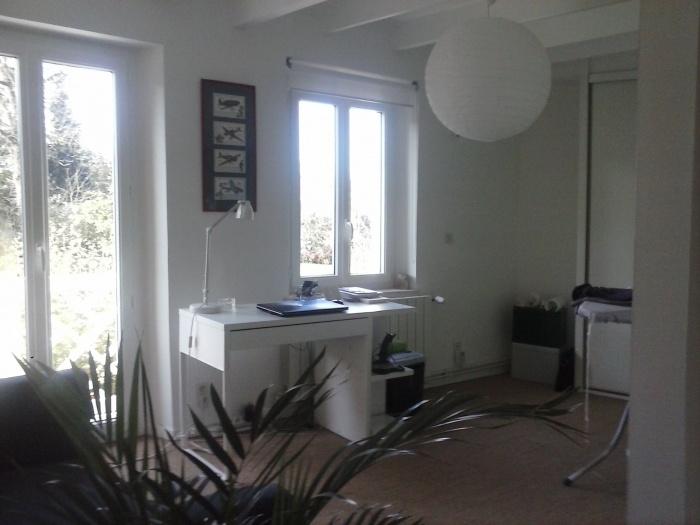 MAISON L : Espace ouvert Etage