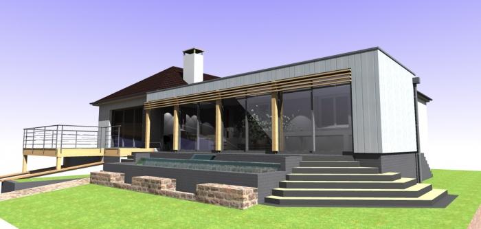 Un projet réalisé par David Dumont Architecte (SELARL)