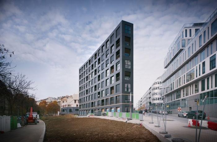 40 lgt Paris - Batiment Habitation LAN architecture : image_projet_mini_79965