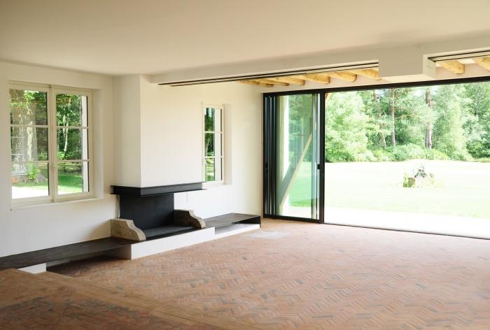 Réhabilitation d'une résidence secondaire : Renovation Maison Sologne M2 - 3