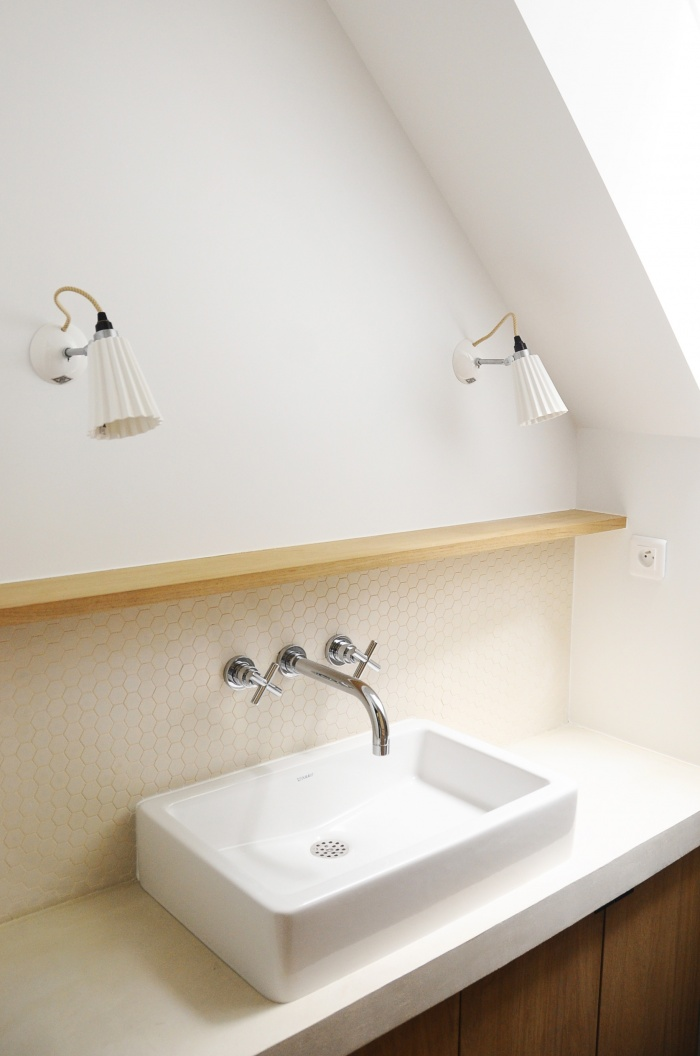 Réhabilitation d'une résidence secondaire : Renovation Maison Sologne M2 - 12
