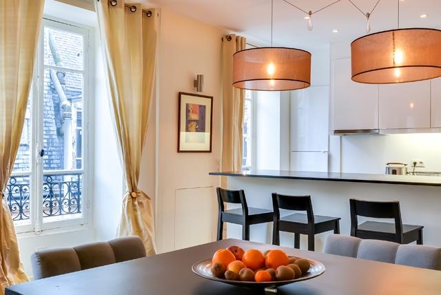 Restructuration totale d'un appartement rue Miromesnil Paris 8 : miro4