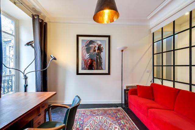 Restructuration totale d'un appartement rue Miromesnil Paris 8 : miro6