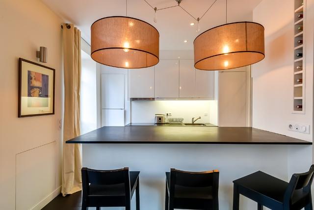 Restructuration totale d'un appartement rue Miromesnil Paris 8 : miro8