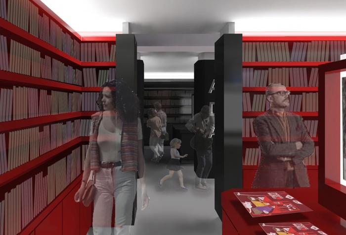 F 06 - Librairie Beaubourg : F06 3