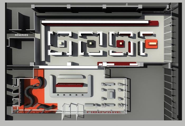 F 06 - Librairie Beaubourg : F06 1