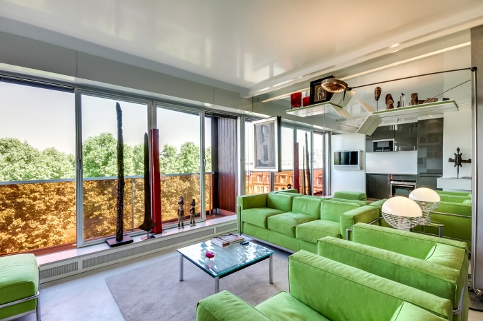Appartement à Paris 07
