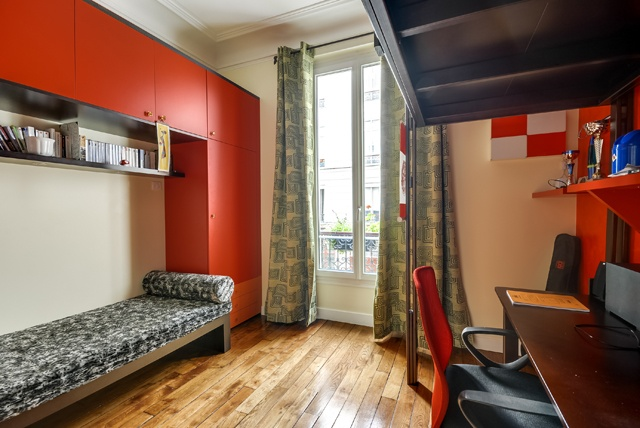 Appartement Paris 9 : Poissonnières-chambre3-2