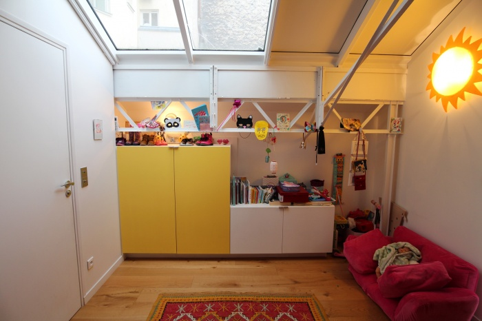 Aménagement d'un loft : 9BD- MAZ