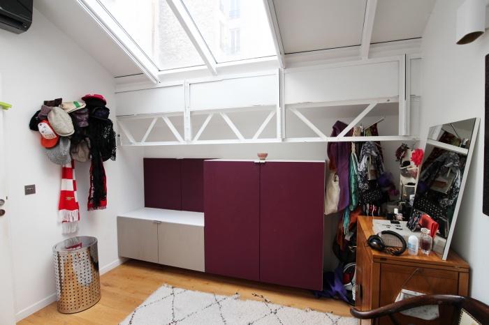 Aménagement d'un loft : 10BD- MAZ