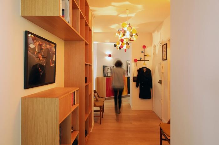 Rénovation d'un appartement de 105m2-Paris 11ème : BD_O_3782